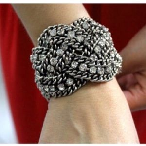 Stella and dot Petra bracelet